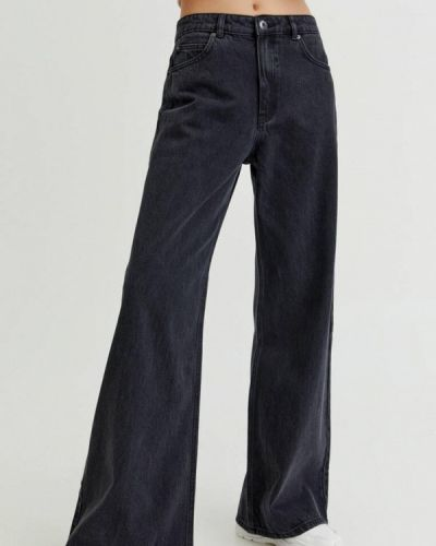 Черные джинсы осенние Pull&bear