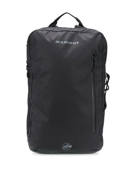 Sport plecak z nadrukiem czarny Mammut