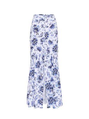 Niebieska spódnica bawełniana Alexandra Miro