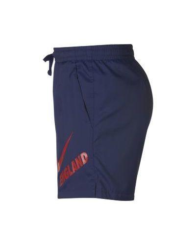 Короткие шорты Nike