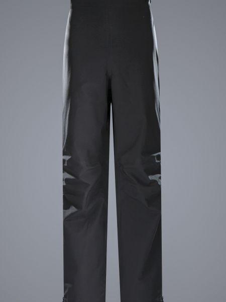 Czarne spodnie Mountain Warehouse