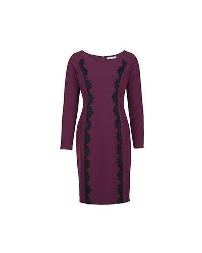 Платье бордовый красный Blumarine
