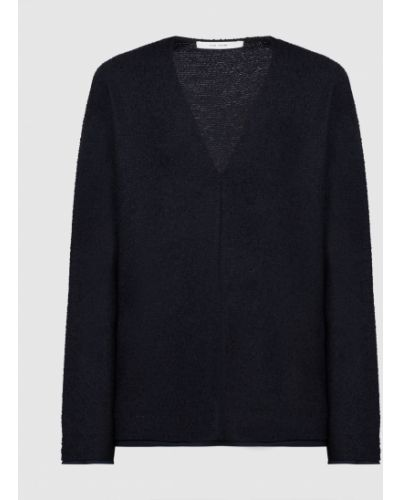 Синий пуловер The Row