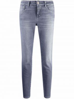 Серые джинсы стрейч Closed