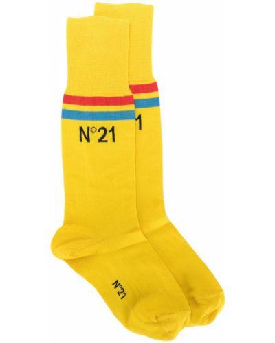 Носки эластичные хлопковые N21