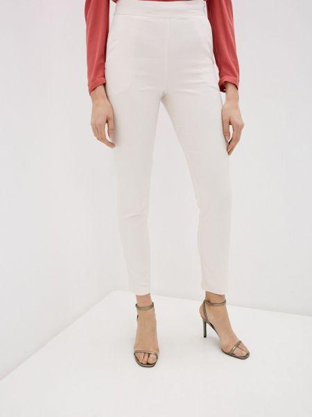 Белые брюки Miss Miss By Valentina