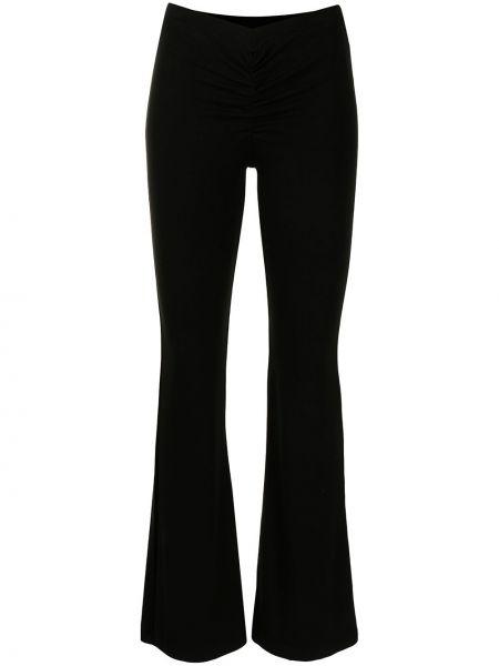 Czarne spodnie Miaou
