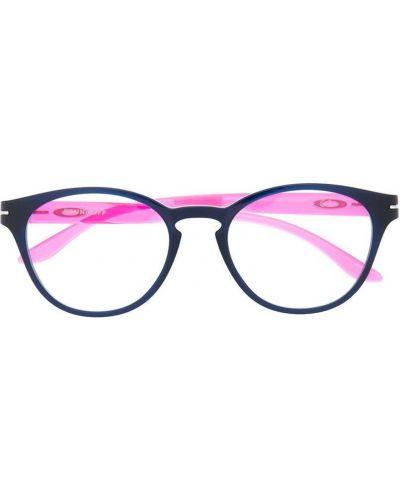 Очки круглые хаки Oakley