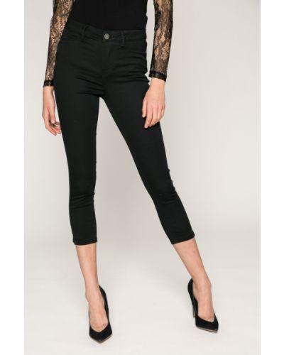 Черные зауженные брюки Broadway