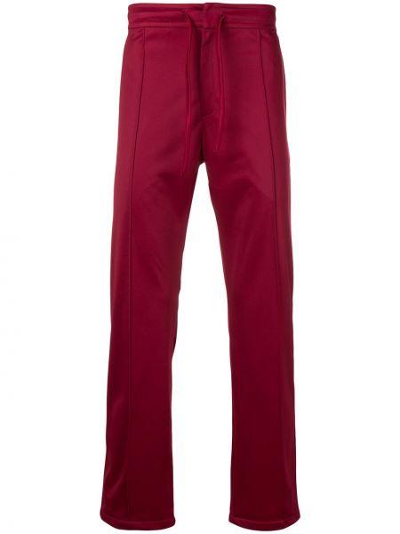 Czerwone spodnie Astrid Andersen