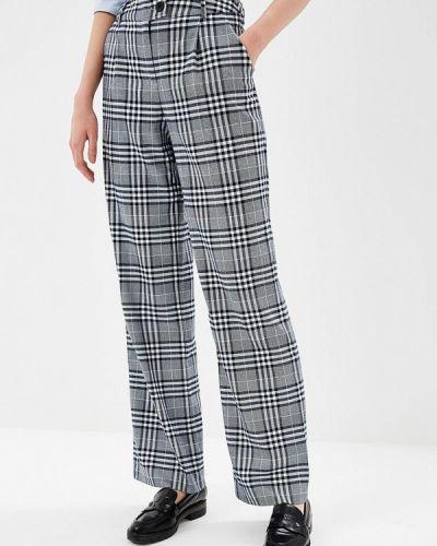 Классические брюки синие Chapurin