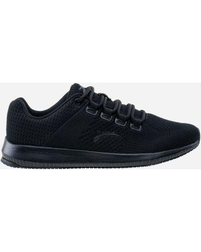 Спортивные кроссовки - черные Iguana