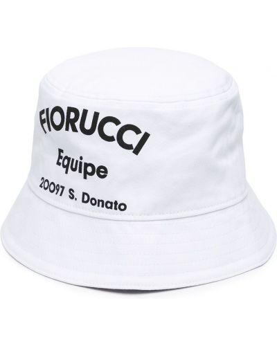 Хлопковая панама - белая Fiorucci