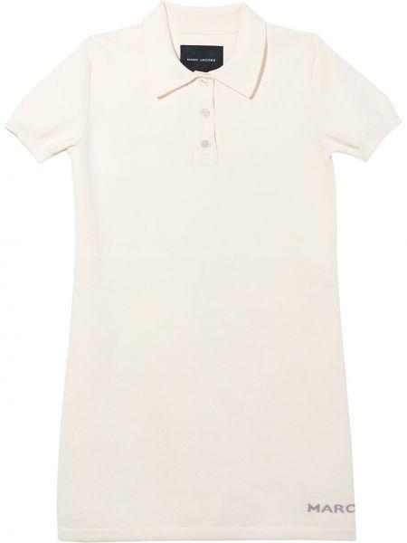 Платье рубашка - белое Marc Jacobs