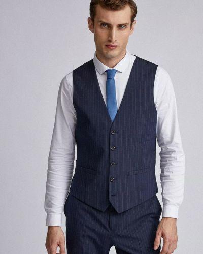 Жилетка - синяя Burton Menswear London