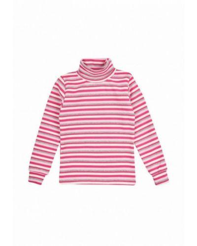 Водолазка розовый фламинго текстиль