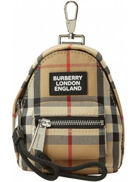 Beżowy plecak Burberry