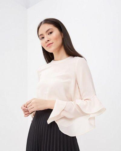Бежевая блузка Morgan