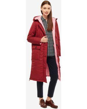Куртка с капюшоном длинная двусторонний Marc O`polo