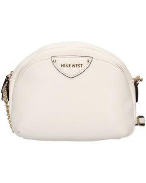 Biała torba na ramię Nine West