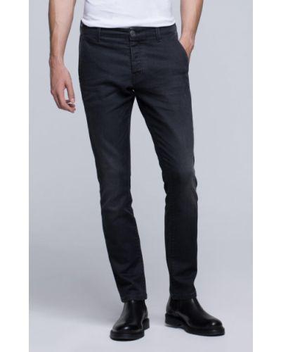 Mom jeans - czarne Vistula