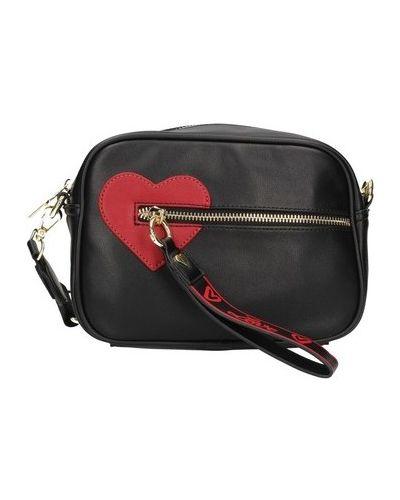 Czarna torba na ramię Love To Love