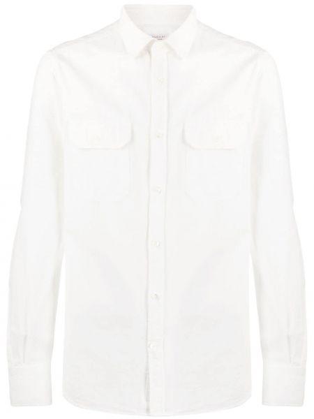 Koszula z długim rękawem klasyczna długa Glanshirt