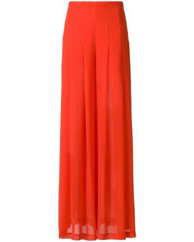 Оранжевые брюки Frankie Morello