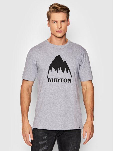 T-shirt - szara Burton