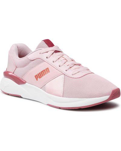 Sneakersy - różowe Puma