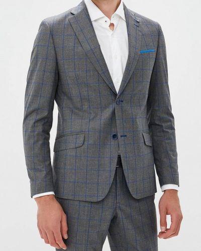 Серый костюм Laconi