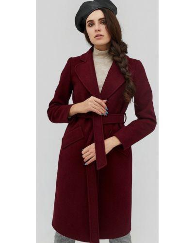 Пальто - бордовое Cardo
