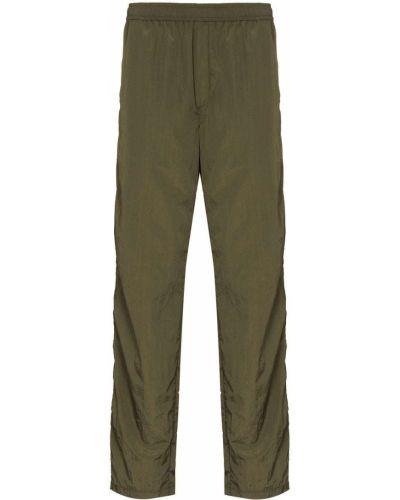 Zielone spodnie Soulland