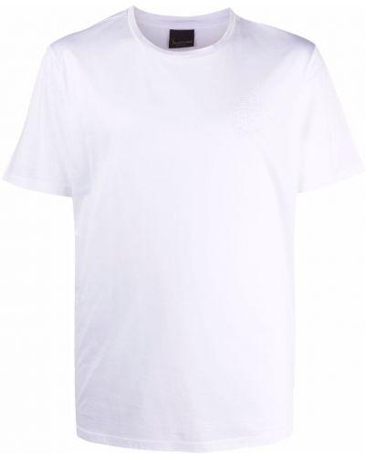 Белая футболка с короткими рукавами Billionaire