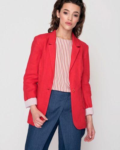 Красный пиджак Garmoniya