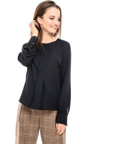 Блузка с длинными рукавами - черная Alito