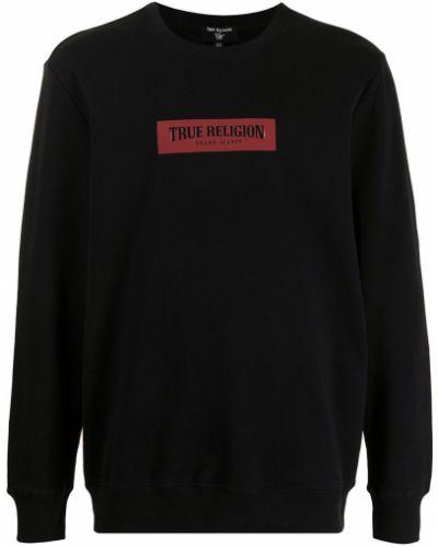 Bluza dresowa - czarna True Religion