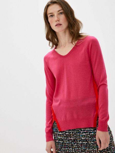 Спортивный розовый пуловер Escada Sport