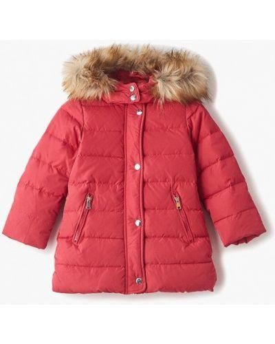Куртка теплая розовый Ovs