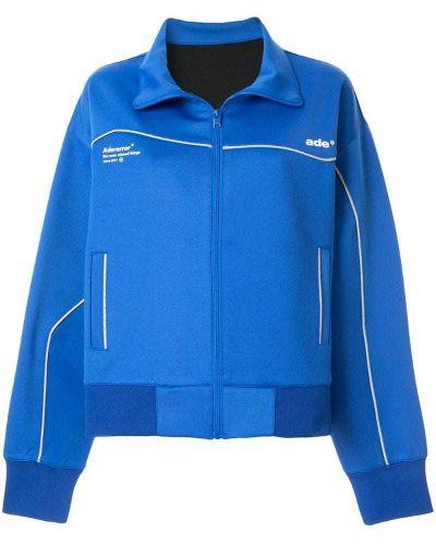 Синяя спортивная куртка Ader Error