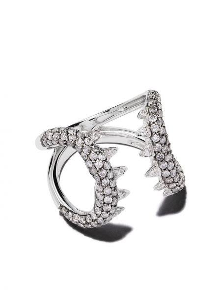 Кольцо золотое с бриллиантом Stephen Webster