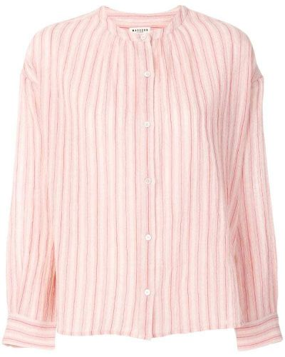 Рубашка в полоску Masscob