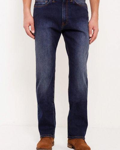 Прямые джинсы синий Marks & Spencer