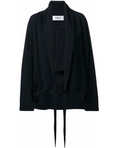 Черная короткая куртка Chalayan