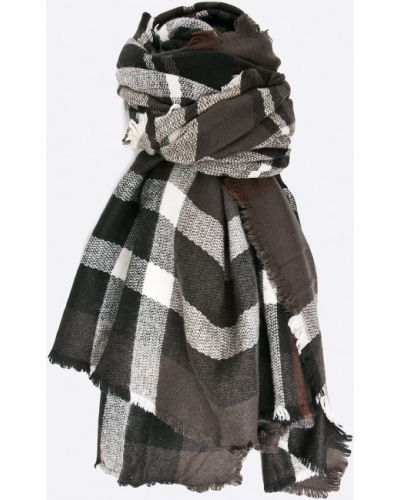 Серый шарф Only