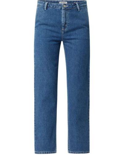 Bawełna niebieski jeansy chłopaki z kieszeniami Carhartt Work In Progress