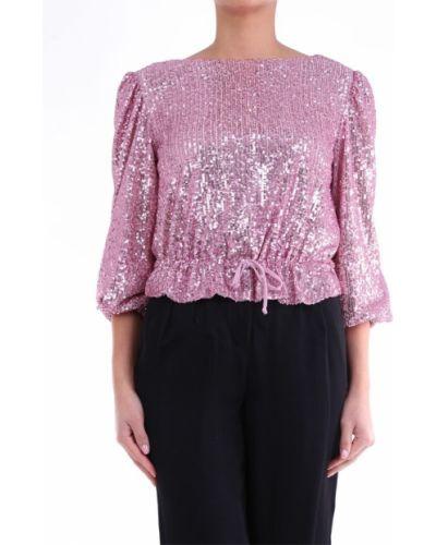 Różowa bluzka Maesta