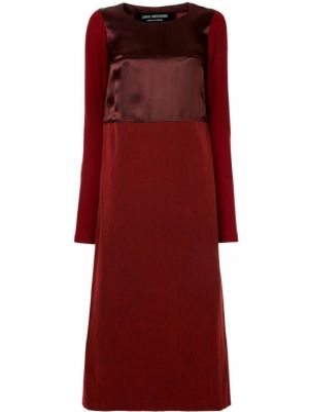 Платье миди винтажное Junya Watanabe Comme Des Garçons Pre-owned