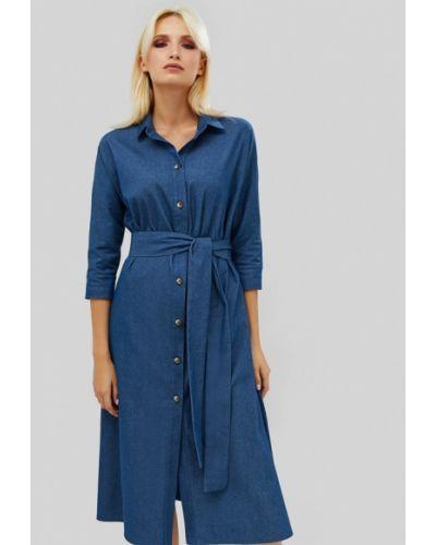 Джинсовое платье осеннее Cardo