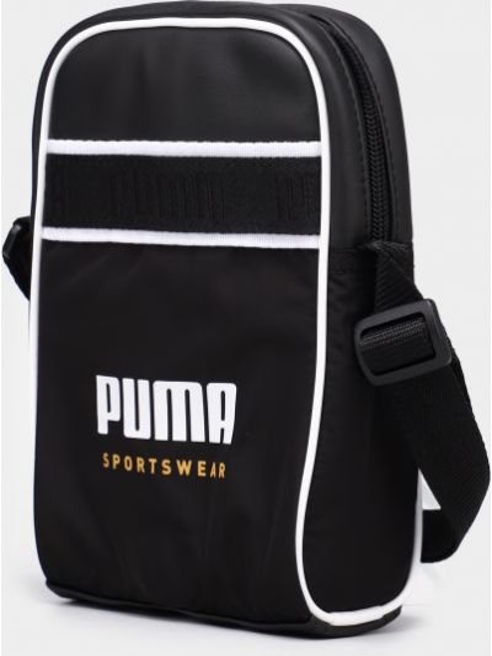 Сумка через плечо - черная Puma